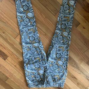 LOFT Jeans - Bold Patterned LOFT jeans